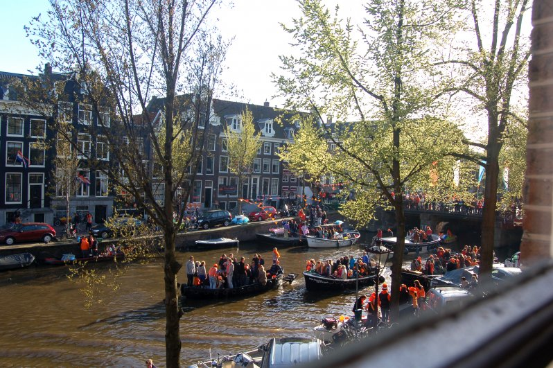 969 prinsengracht queensday '13